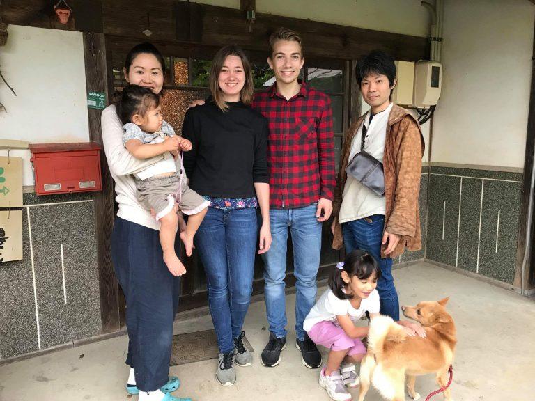 Okayama Familie