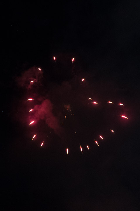 Japan Feuerwerk