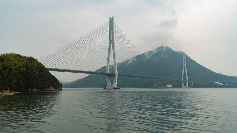 Shimanami Kaido Brücke