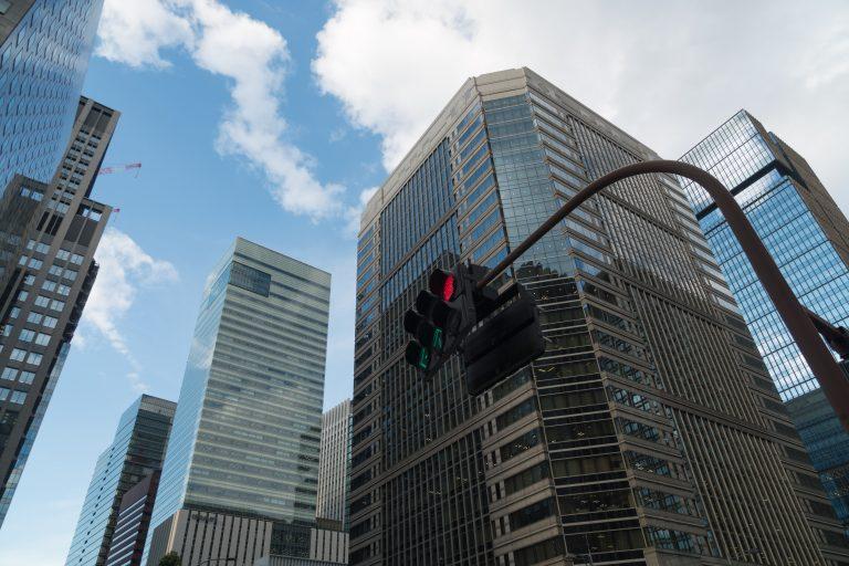 Tokio Skyscraper