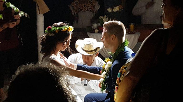 Maya Hochzeit Ritual