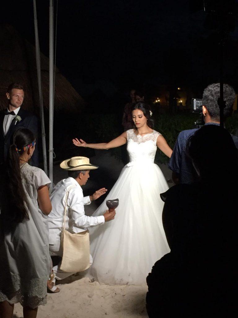 Maya Hochzeit Rauch