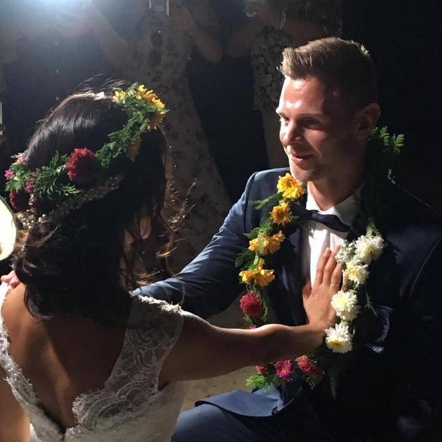 Maya Hochzeit