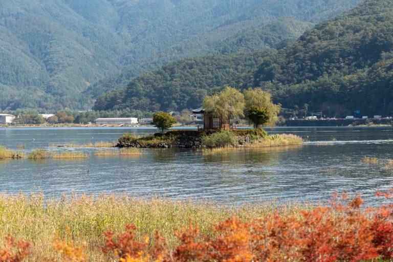 Fujikawaguchi-See