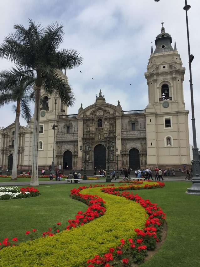 Lima Kennedy Park