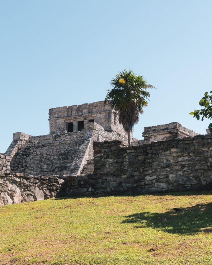 Tulum Maya Ruine 1
