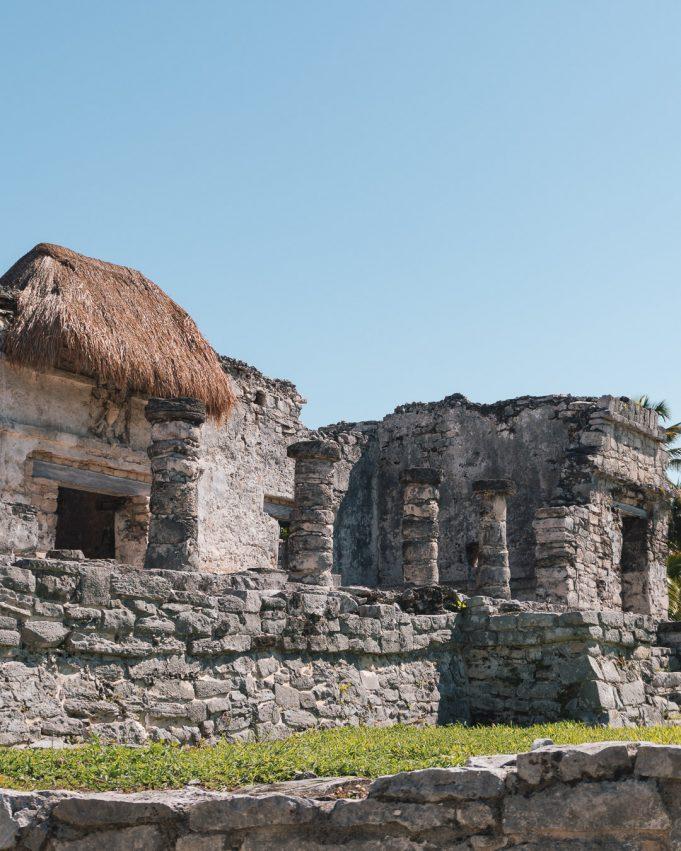 Tulum Maya Ruine 3