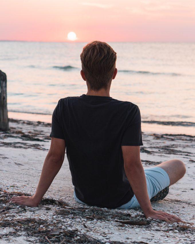 Holbox Sonnenuntergang Martin