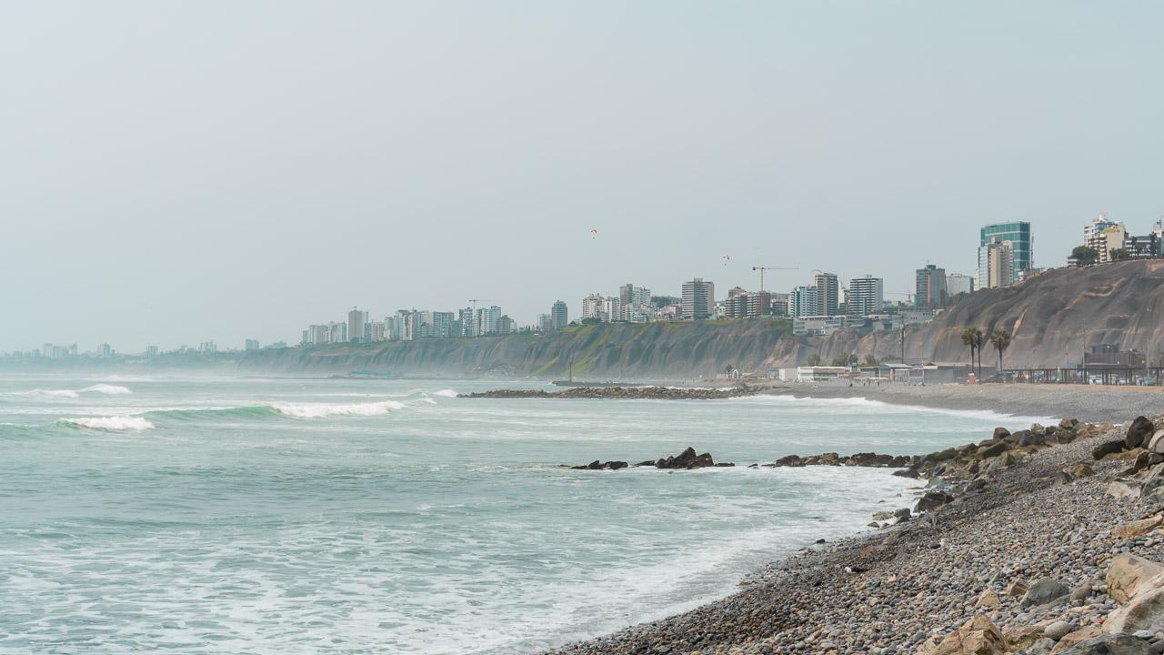 Lima Küste