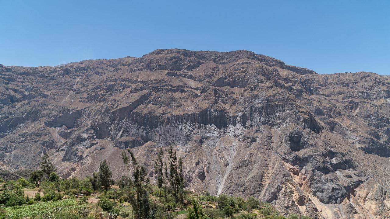 Colca Tour Aussicht