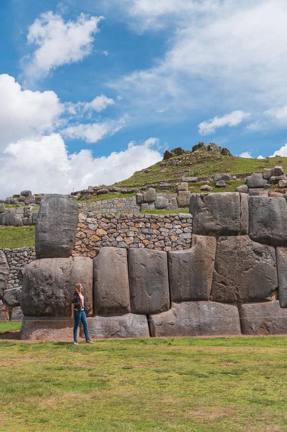 Cusco Sacsayhuaman Alina