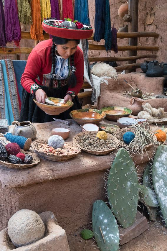 Cusco Peruanerin