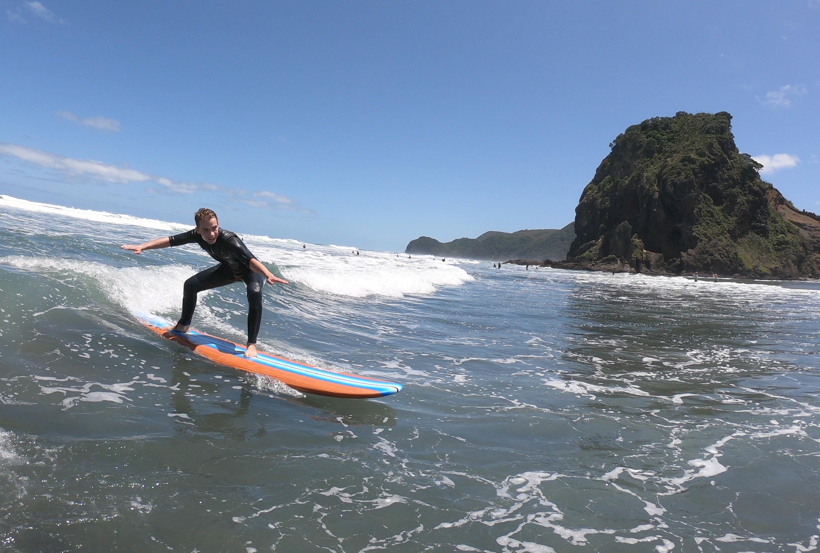 Piha Martin Surf