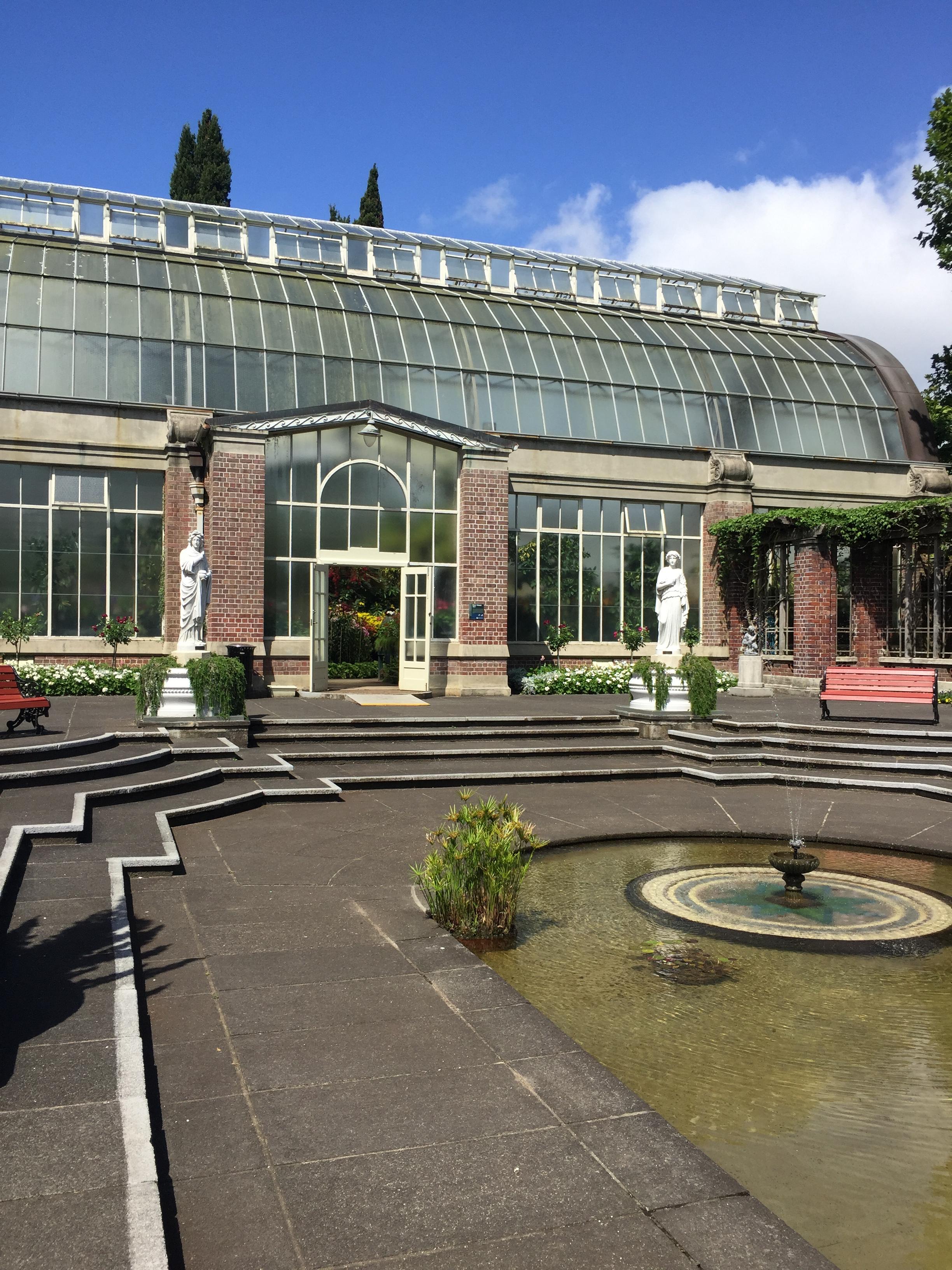 Auckland Botanischer Garten