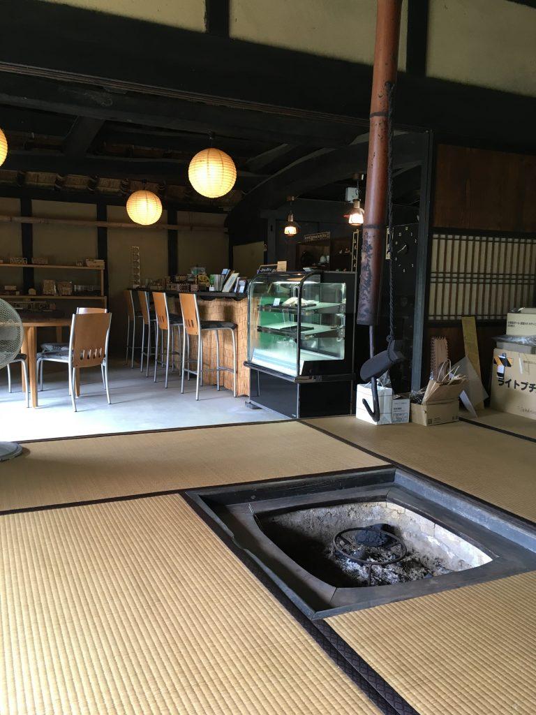 Japanisches Café