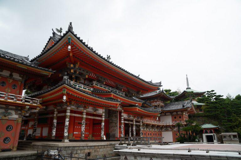 Shimanami Kaido Tempel