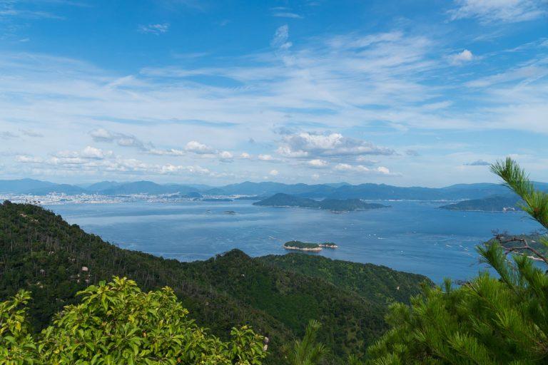 Miyajima Aussicht