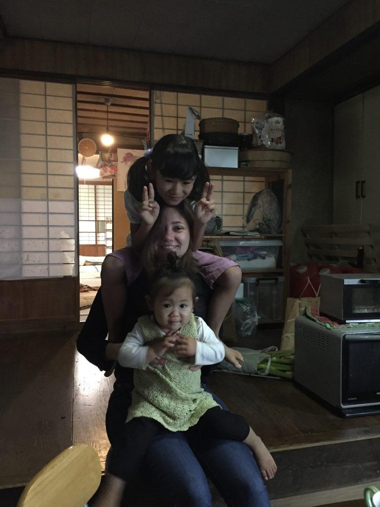 Workaway Kinder