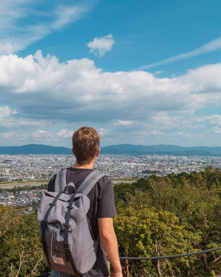 Kyoto Aussicht Martin