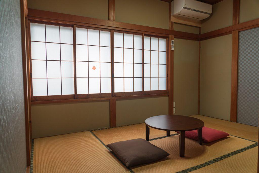 Fuji Hotelzimmer
