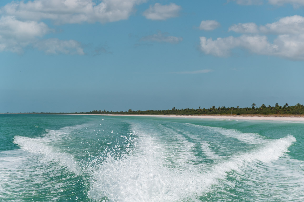 Holbox Bootstour