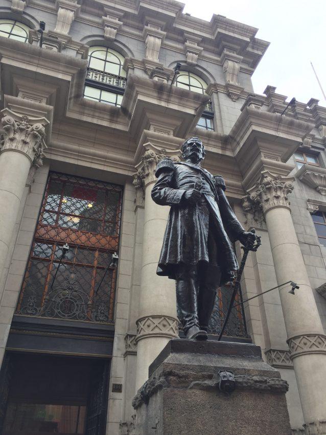 Lima Statue 1