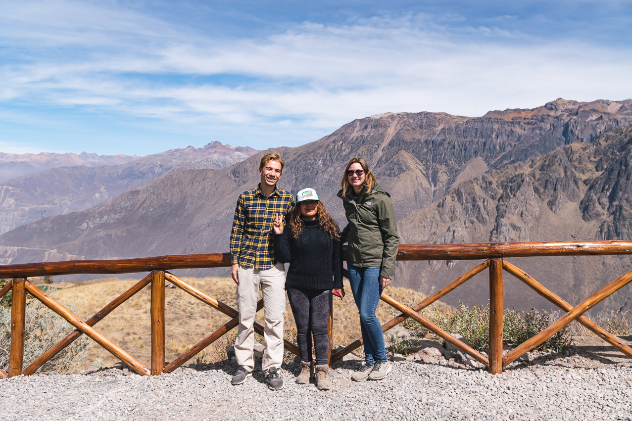 Colca Canyon Team