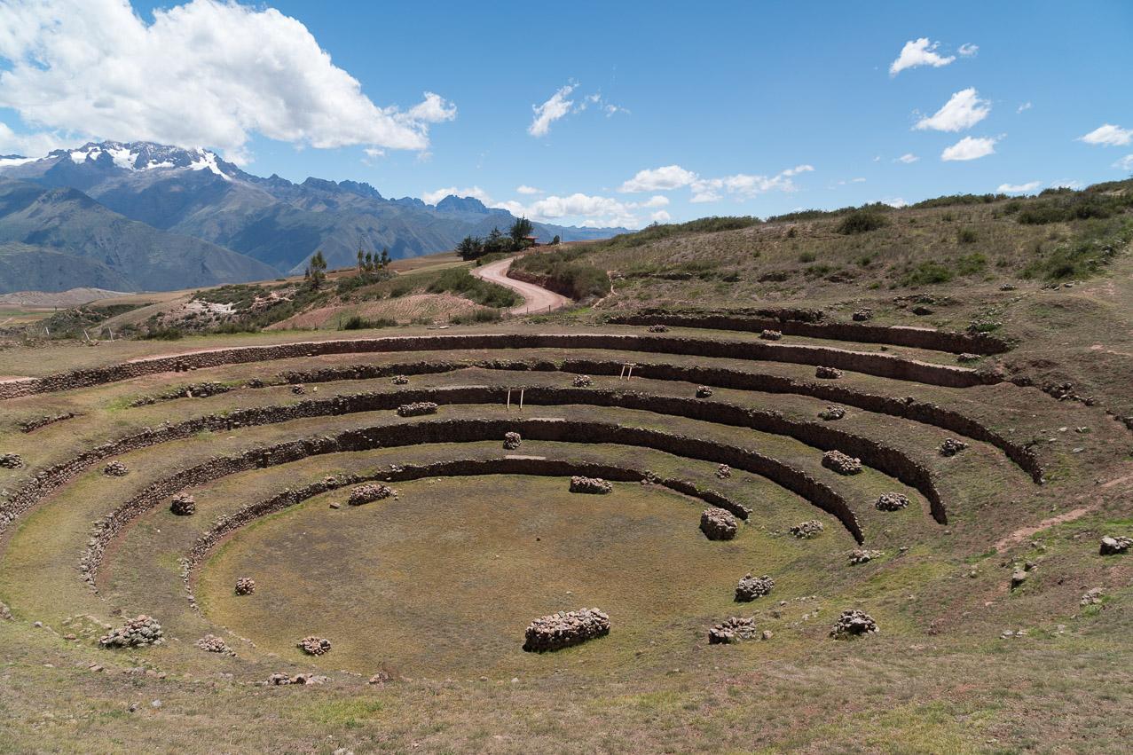 Cusco Forschungsterassen