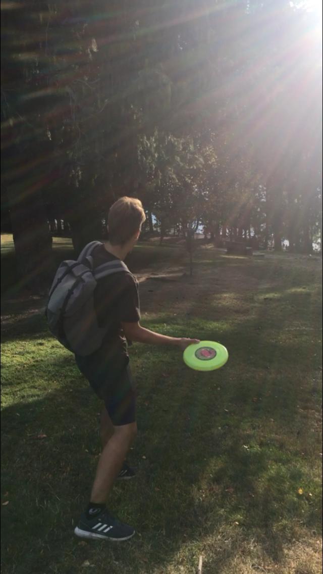 Frisbee Golf Martin