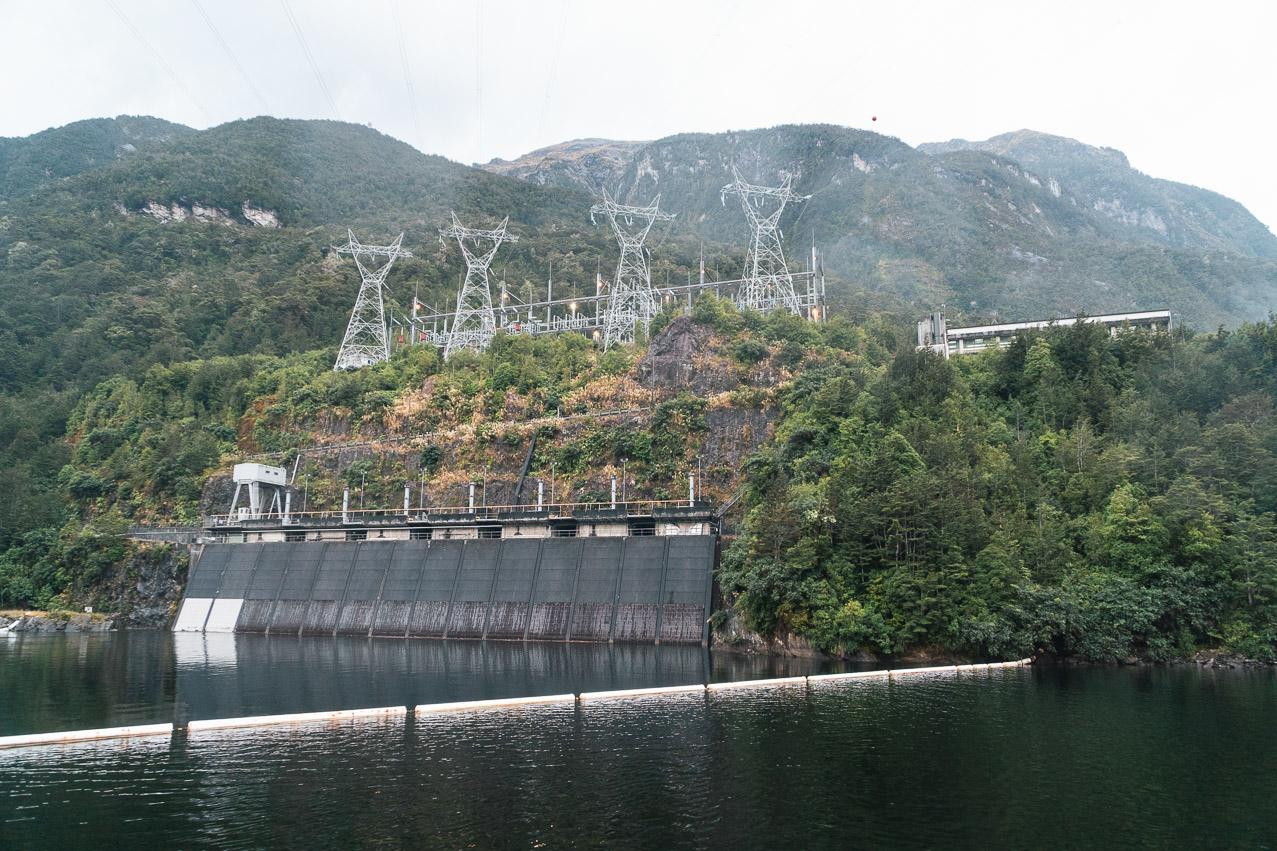 Doubtful Sound Wasserkraftwerk