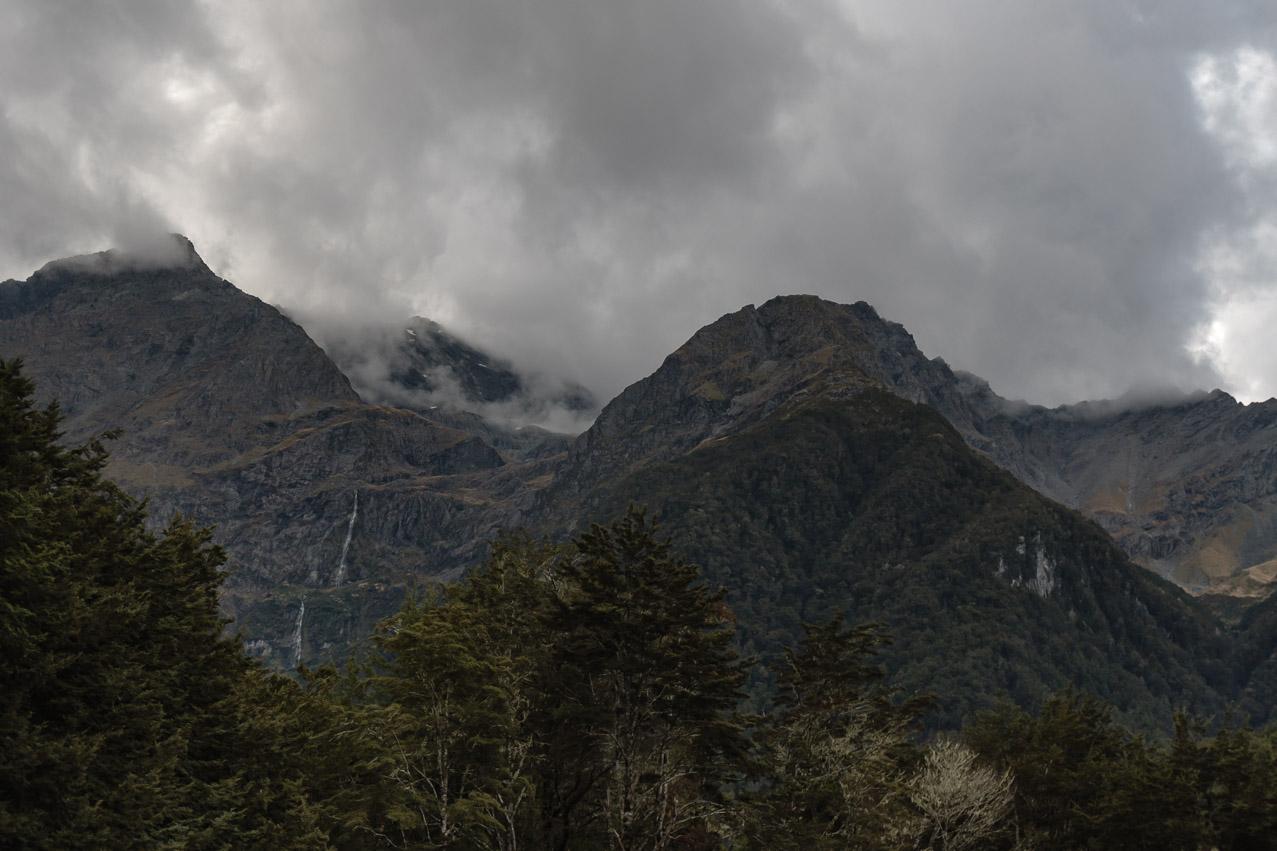 Queenstown Berge