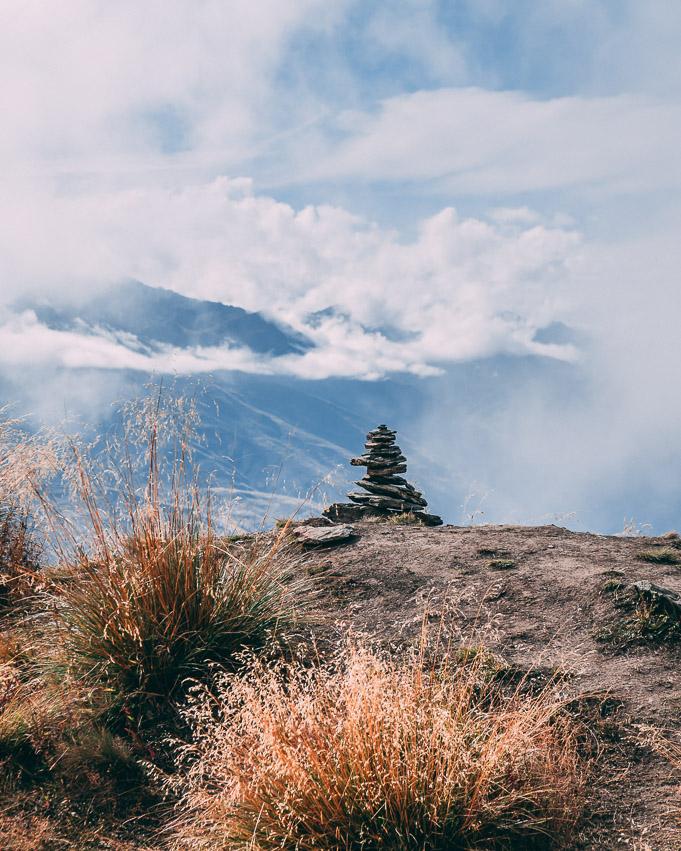 Roy's Peak Steinturm