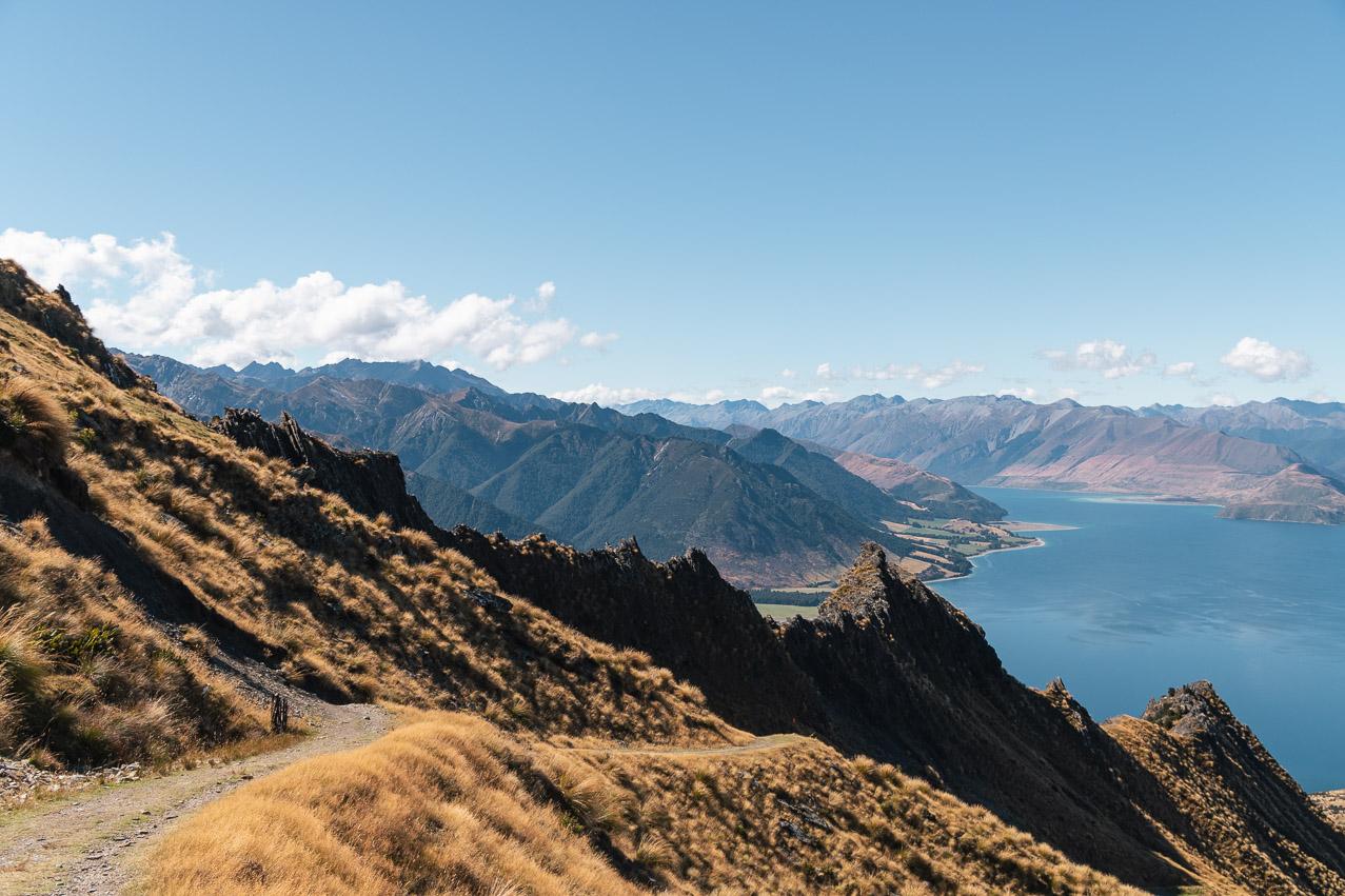 Isthmus Peak Weg 2