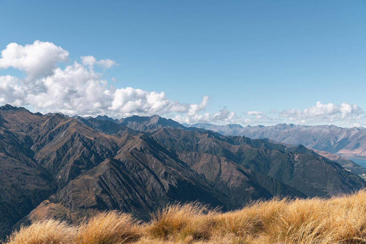 Isthmus Peak Aussicht Berge