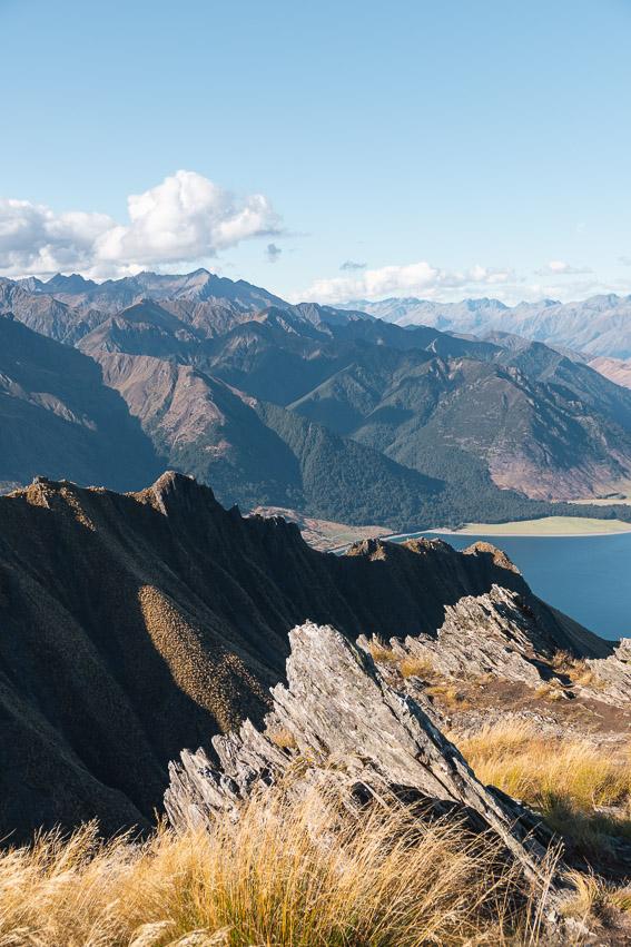 Isthmus Peak Aussicht Berge 2