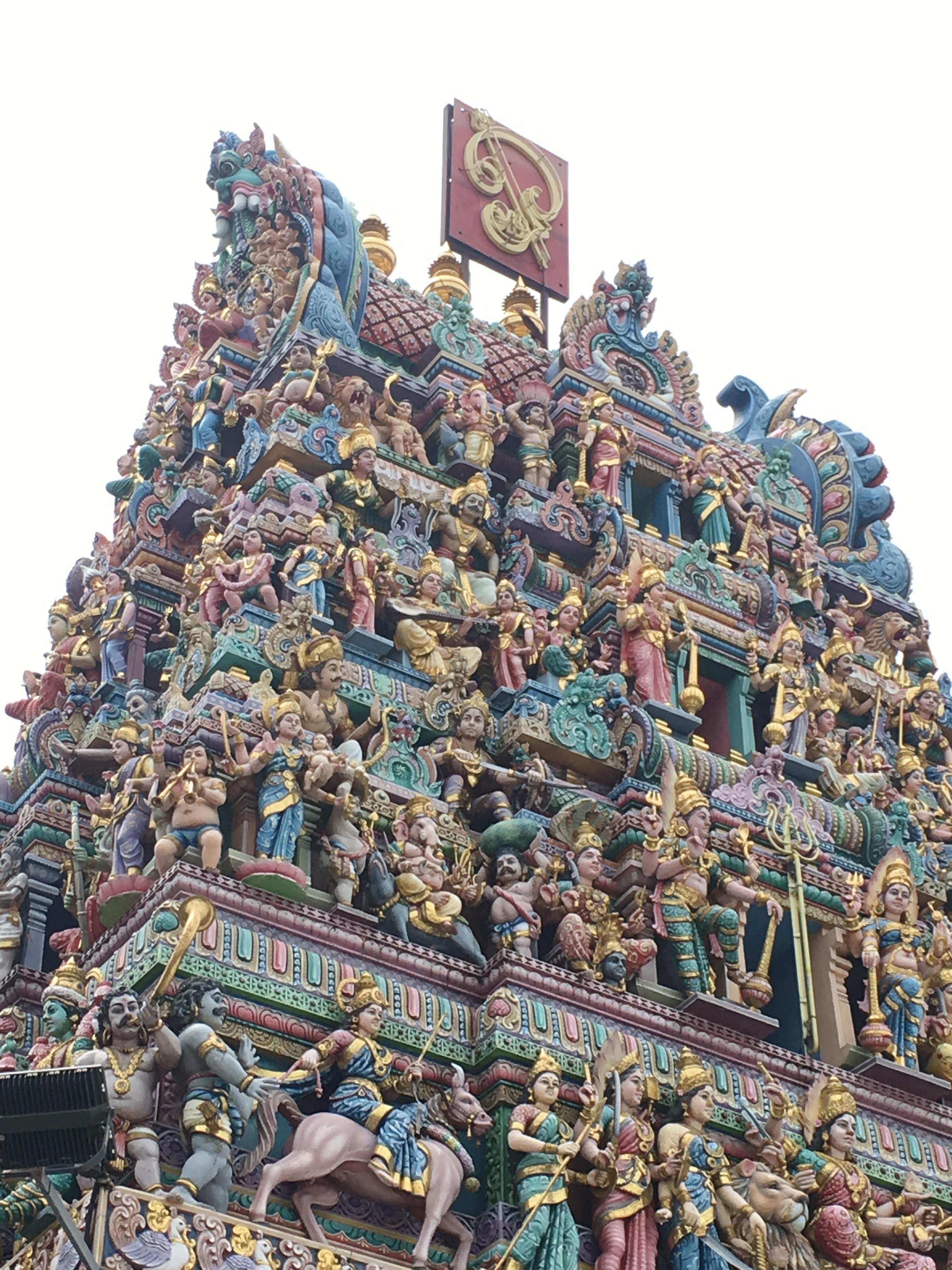 Singapur Hindutempel