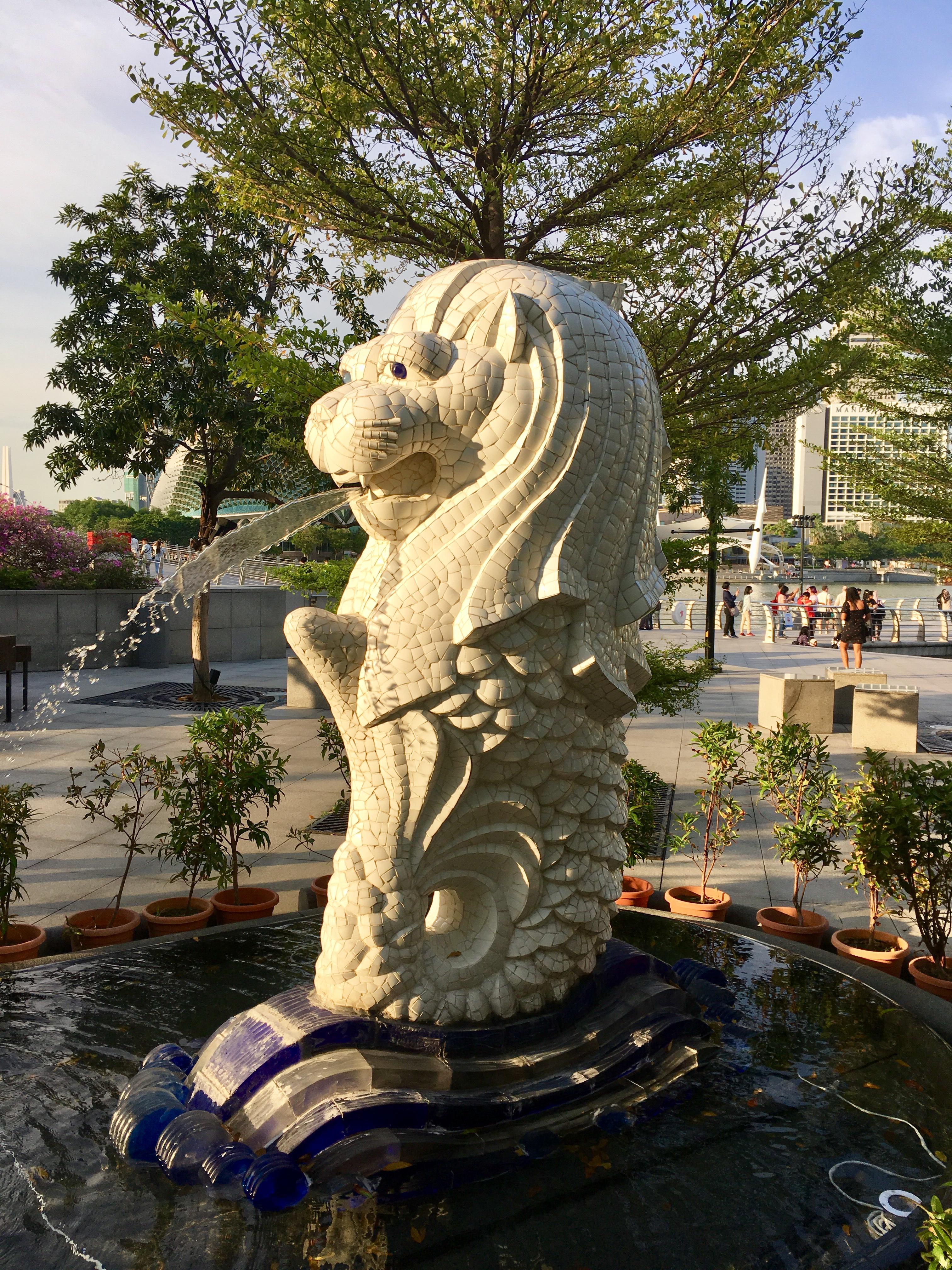Singapur Merlion