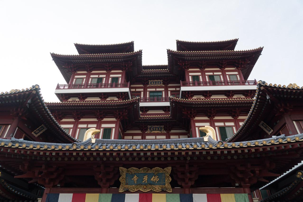 Singapur buddhistischer Tempel